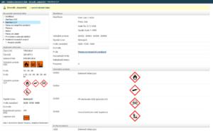 Databáze chemických látek