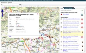 Jednotný obraz situace, mapování opatření